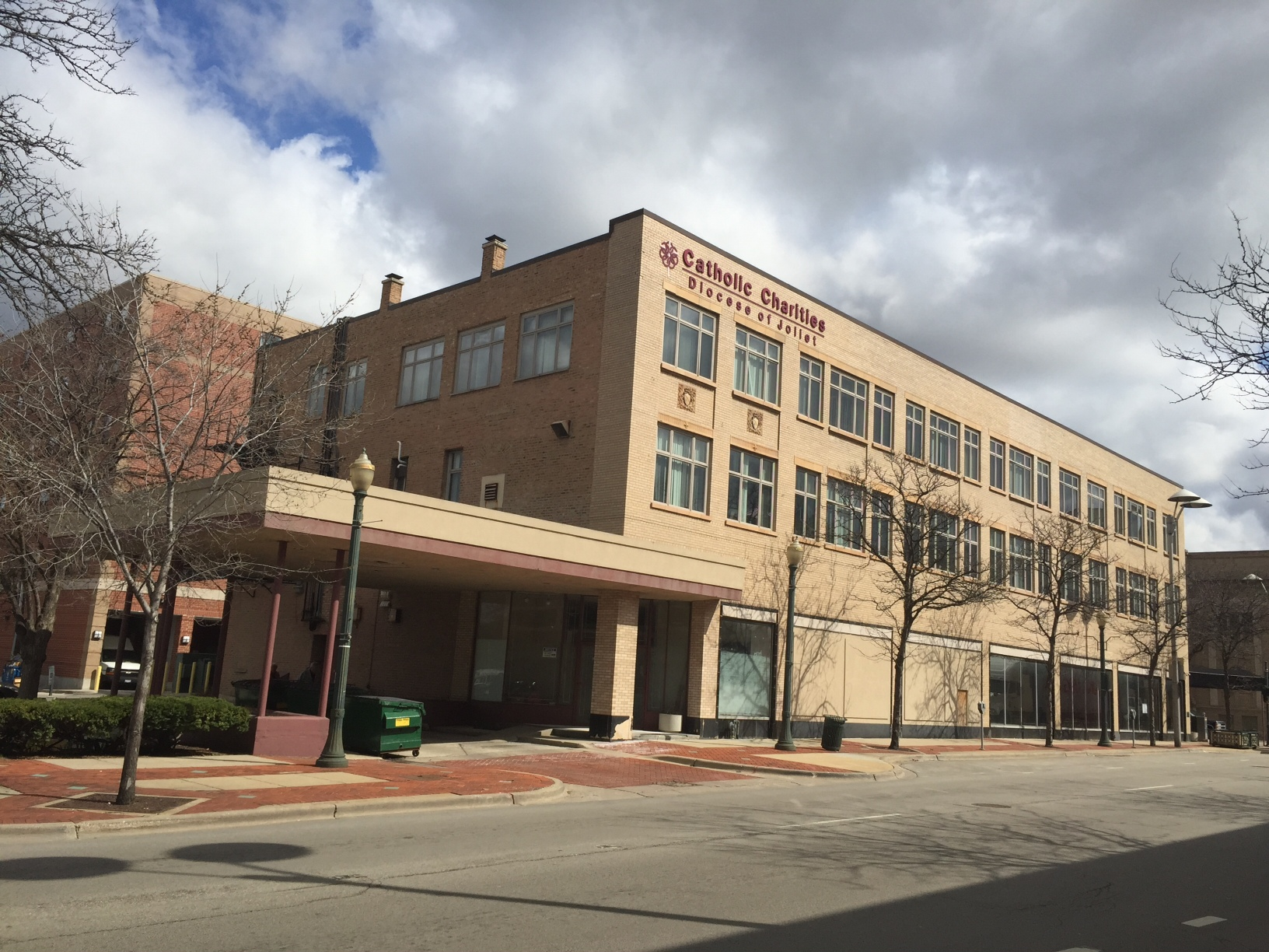 Patrick Commercial Real Estate Awarded Catholic Charities Disposition Assignment in Downtown Joliet, Illinois.-image