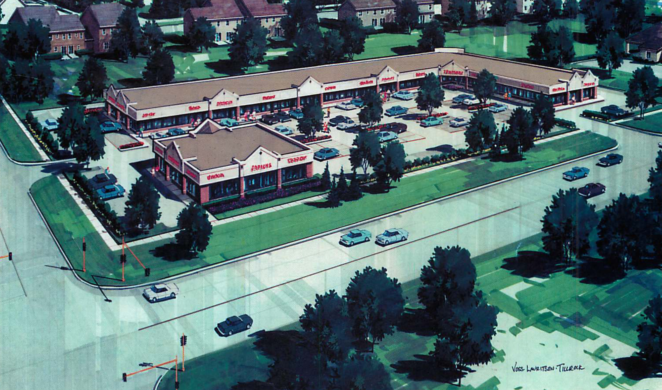 Crossroads Plaza  I  Plainfield, IL