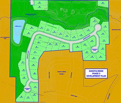 Dakota Ridge Phase III – 43 Lots Available  I  Woodstock, IL
